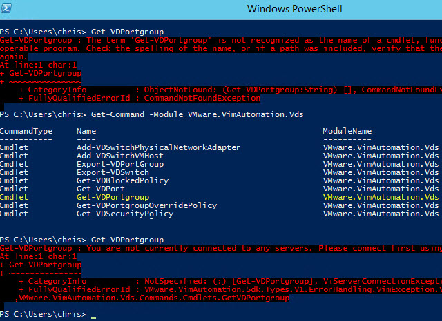 Writing PowerShell Code Compatible with PowerCLI Modules and