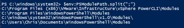 powershell-path