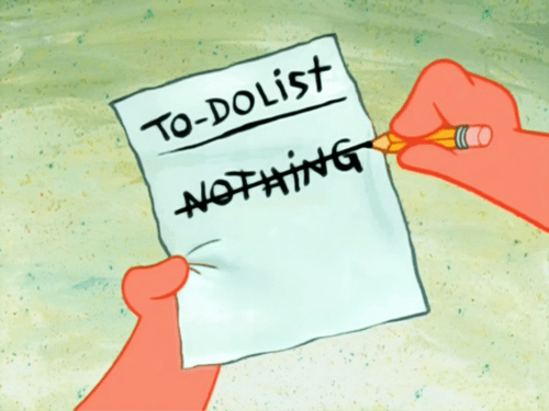 checklist for consistency - nothing to do!