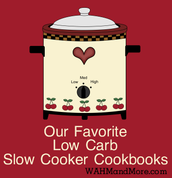 low carb slow cooker cookbooks