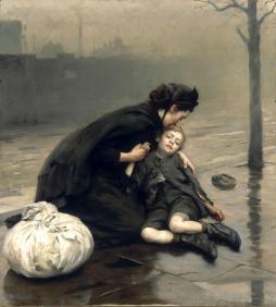 Homeless, Thomas Benjamin