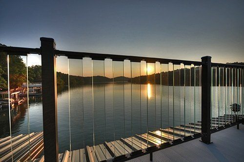 Floating Boat Dock Premium Dock Options