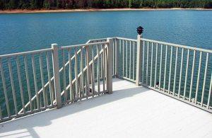 Wahoo Docks AridDek Aluminum Boat Dock Decking