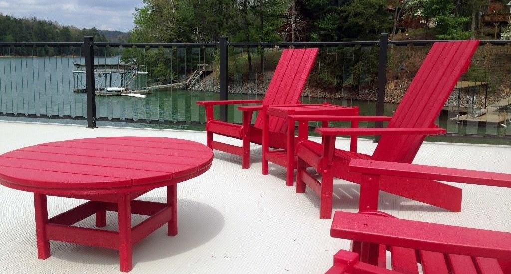 Dock Decking: AridDek is a Beautiful, Low-Maintenance Option
