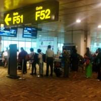 Bermalam dan Kepanikan di Bandara Changi