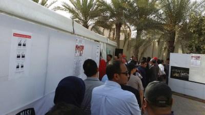 2014 Indonesia Presidential Election in Qatar   CGK-DOH