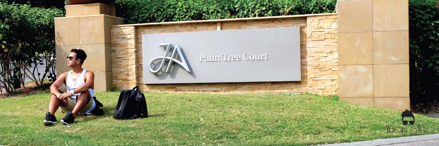LUXURY FAMILY RESORT REVIEW:  JA PALM TREE COURT
