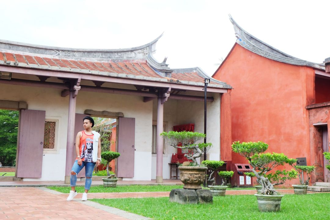 Confucius Temple Tainan_Travel Blogger Jonathan_Live Like A Local in Taiwan