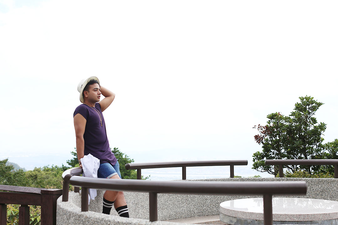 Jonathan Waiching Ho_Fashion Blogger in Taipei_Taiwan Tourist