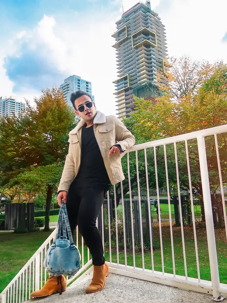 Things To Do in Canada Travel Fashion-Outfits for Men-Top Male Bloggers Canada