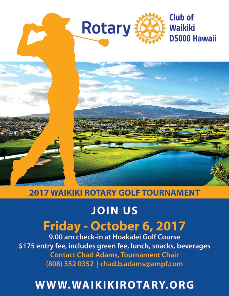 Waikiki International Golf Tournament 2017