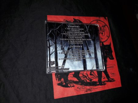 Ursprung - En Psykonauts Elegier - Album Artwork by Rebecca Magar