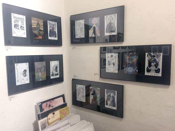 Ghost - Art Of Tarot Ii Exhibit Wailing Wizard
