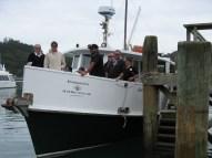 Kawau Isle 60th Anniversary Skippers