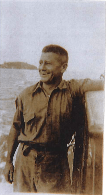 1935 - The Skipper - Bill Boucher