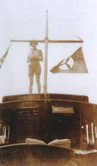 Taking snaps 1935