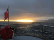 WAIRANGI- THE JOURNEY NORTH - PICTON TO AUCKLAND- PT. 1- ROUNDING CAPE PALLISER