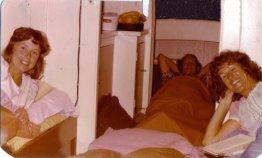 Dawn - Sue, Philip and Rachel 1976