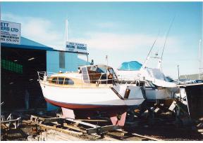 Winter 1993 at Milford