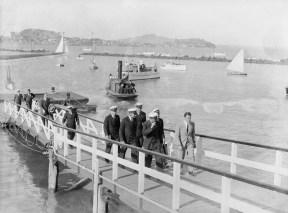 LADY VI - MECHANICS BAY 1939