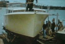 WHITE CLOUD -- LAUNCHING DAY -1965 - 1