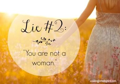Lie #2