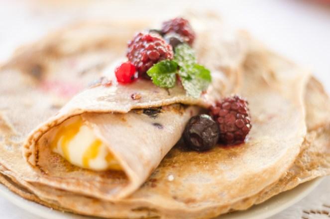 Berry Pancakes-5