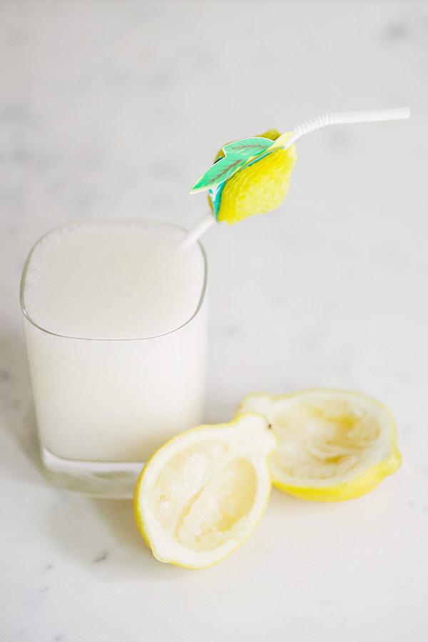 Lemon Vodka Slush Waiting On Martha