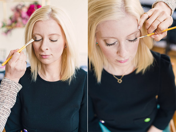 Makeup How-To: a bold eye