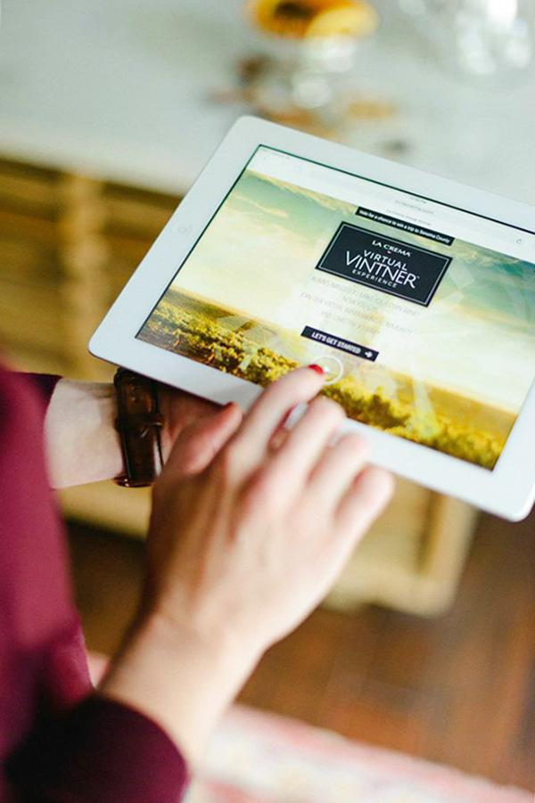 La Crema Virtual Vintner, Waiting On Martha