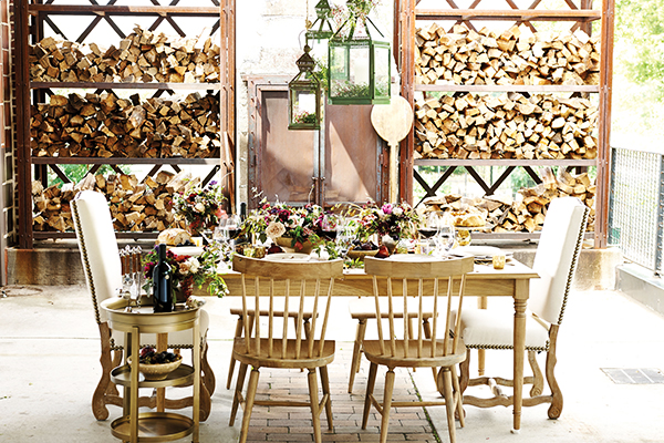 A Fall Tablescape with Ballard Designs, Waiting On Martha