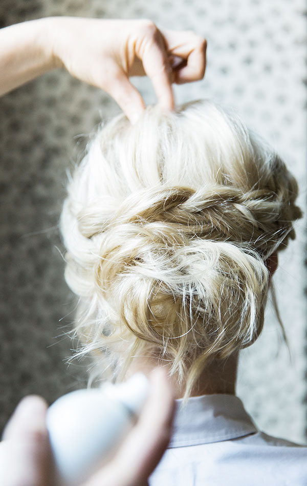 Dutch Braid Crown Tutorial, Waiting on Martha | Kathryn McCrary Photography