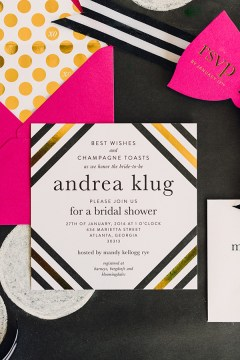 kate spade wedding invitations mandy kellogg rye creates a kate spade bridal themed shower 5291