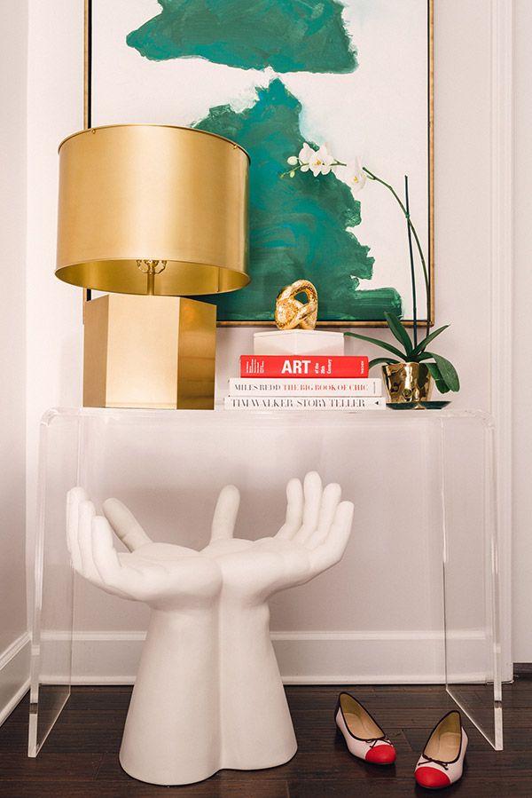 A STATEMENT LAMP