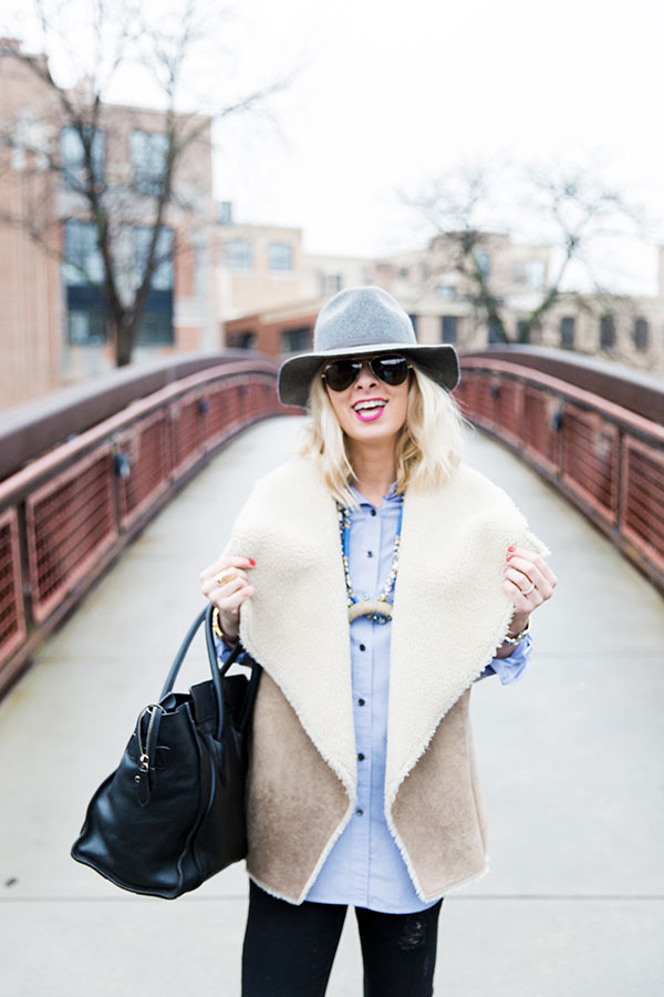 Easy style with accessories