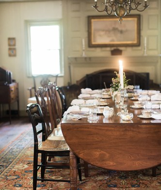Charming entertaining and southern hospitality in Athens, GA | Waiting on Martha