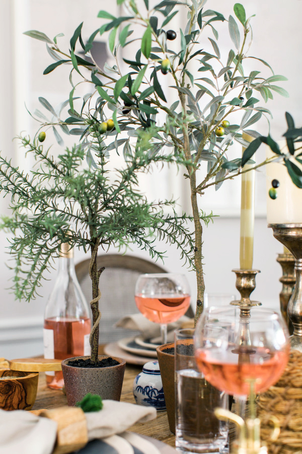 Casual table inspiration for entertaining, Waiting on Martha
