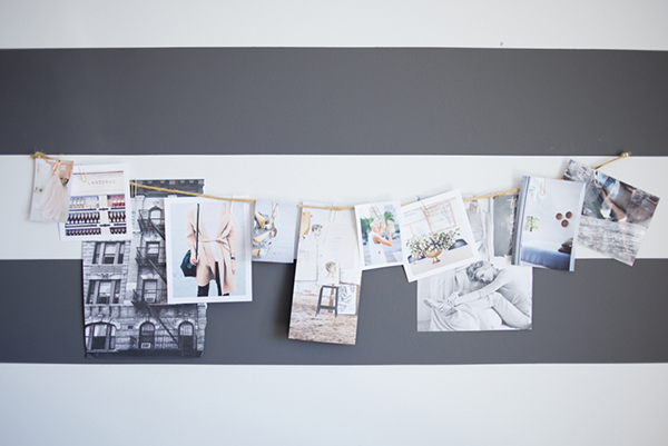Moodboard on string ideas via Waiting on Martha
