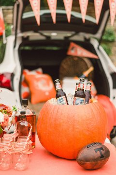 Stylish Tailgate Food & Drink Ideas