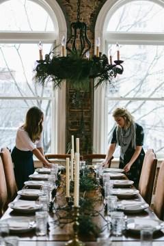 Tips for hosting Thanksgiving via Waiting on Martha