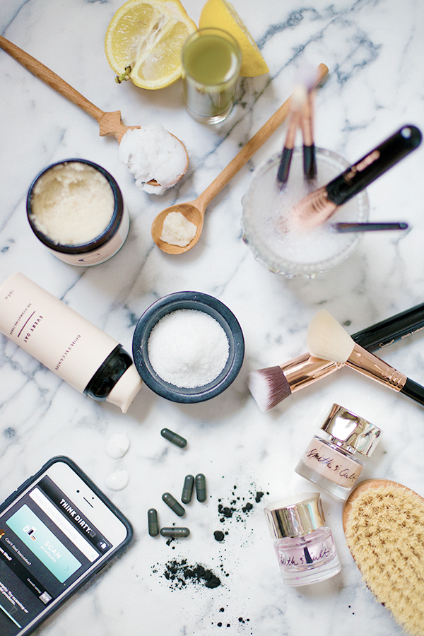 RETHINK YOUR BEAUTY ROUTINE