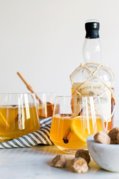 Hotty Toddy cocktail via Waiting on Martha #recipe #cocktail