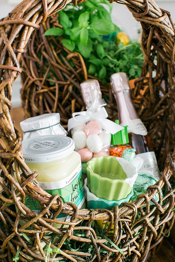 Adult Easter Basket Ideas inspiration via Waiting on Martha