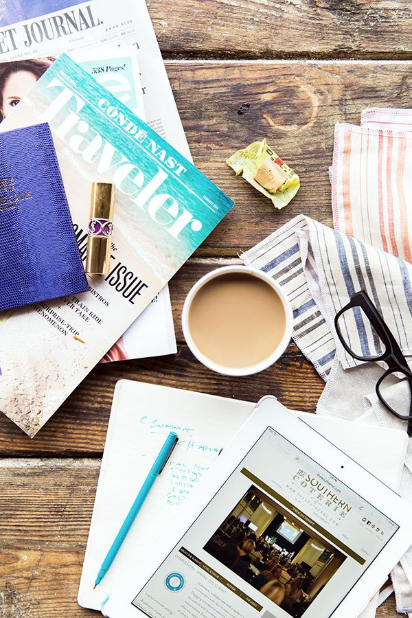 How to get a job working for a blogger via Waiting on Martha
