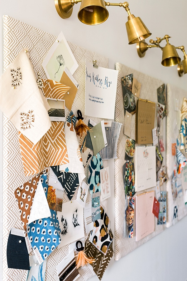 Bulletin board inspiration via Waiting on Martha