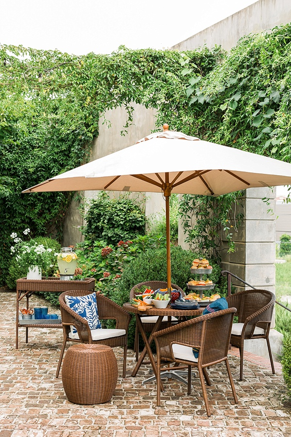 How to host an end of summer block party, @waitingonmartha