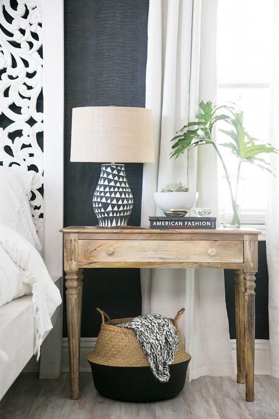5 Inspiring Bedside Tables Amp How To Get The Look Waiting On Martha