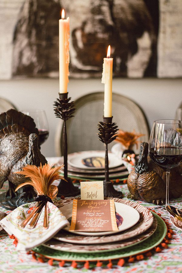Thanksgiving Table Essentials