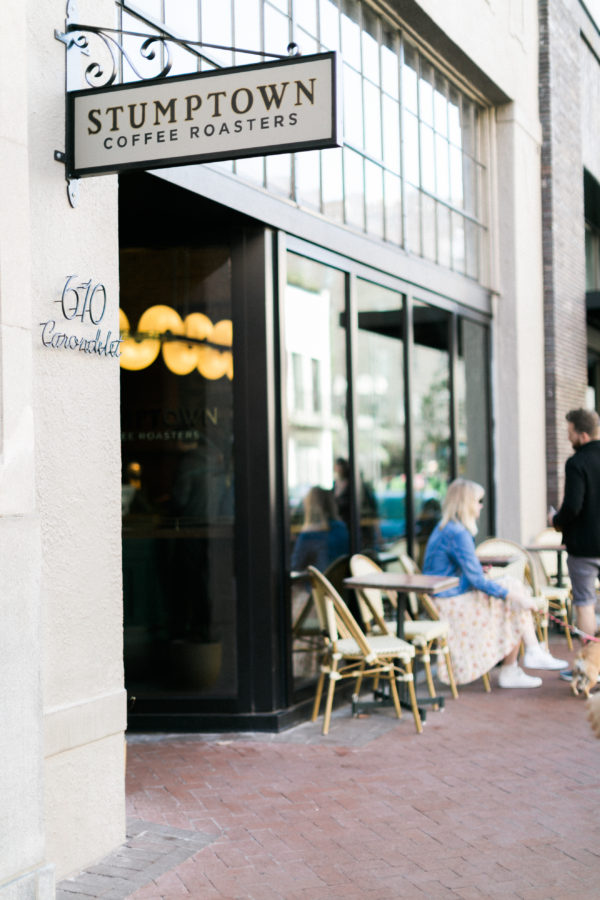Stumptown coffee New Orleans, Waiting On Martha