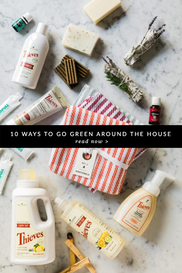 10 Ways to Go Green Around the House, Waiting on Martha